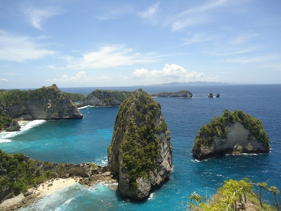 Paket Halfday Tour Nusa Penida Timur